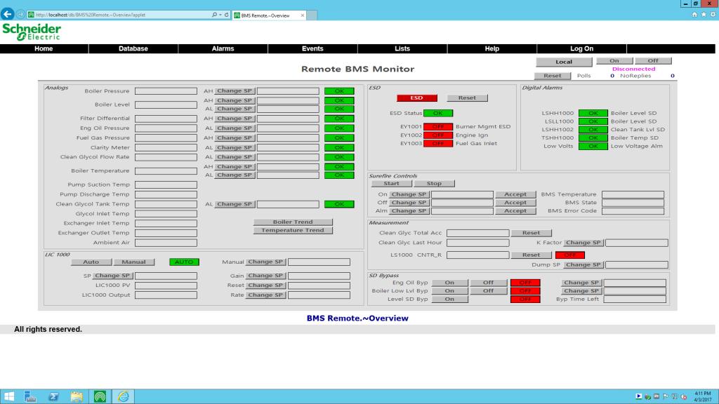 WebX Screenshot 1